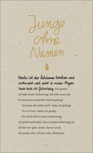 Deutscher Jugendliteraturpreis 2020