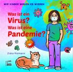 Cover vom Buch'Gretas Buchtipp: Was ist ein Virus?'