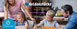 Heldenstücke Banner Homeschooling