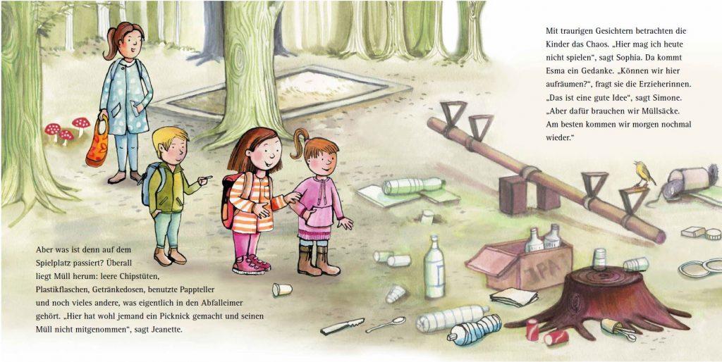 Sophia & Paul – Zu viel Müll