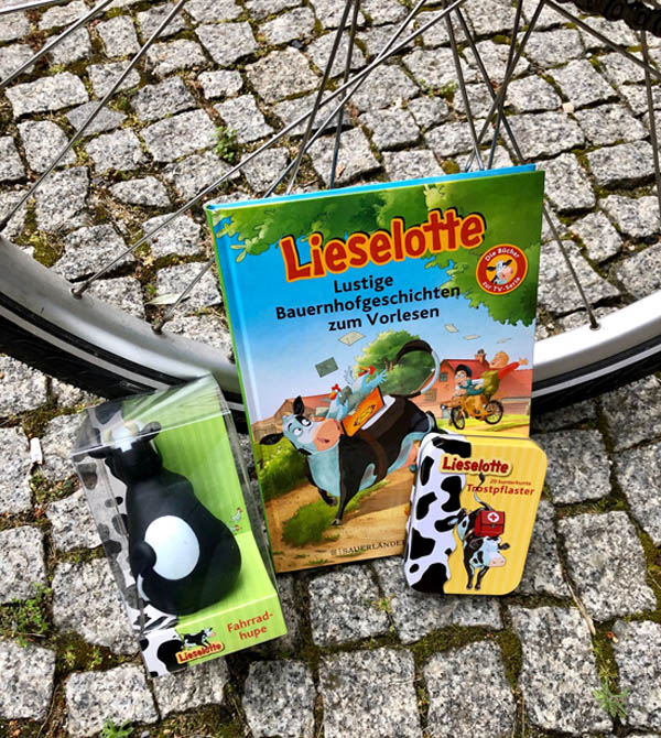 Lieselotte Kuh Bauernhof