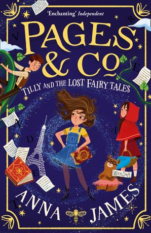 Cover Pages & Co. - Tilly and the Lost Fairy