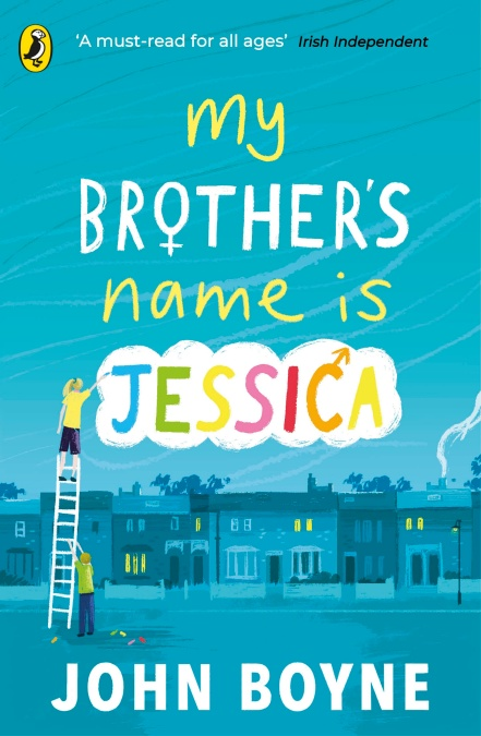 Cover My Brother's Name is Jessica
