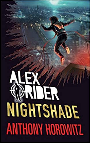 Cover Alex Rider - Nightshade