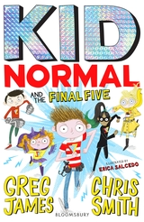 Cover Kid Normal and the Final Five