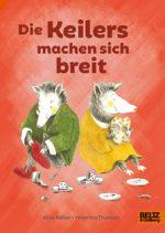 """Cover vom Buch'Gretas Buchtipp: """"Die Keilers machen sich breit""""'"""