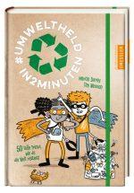 Cover vom Buch'Mios und Charlies Buchtipp: Umweltheld in 2 Minuten'