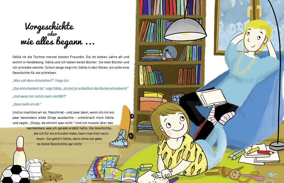 Odilia und Ruth / Windy Verlag