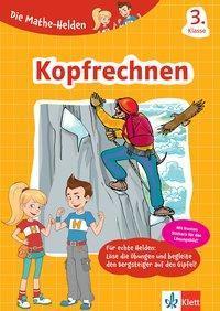 Cover Die Mathe-Helden: Kopfrechnen
