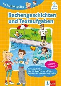 Cover Die Mathe-Helden: Rechengeschichten und Textaufgaben