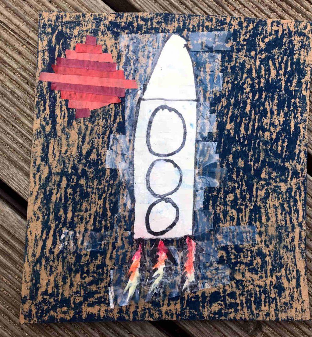 die Kinderredaktion schaut in die Zukunft: Mios Reise zum Mars
