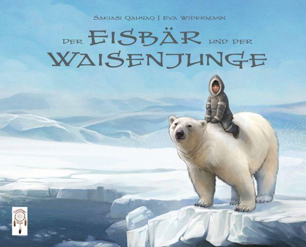 Cover Der Eisbär und der Waisenjunge