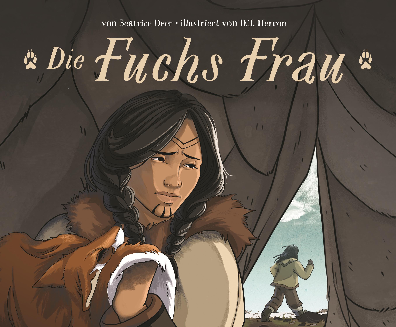 Cover Die Fuchs Frau