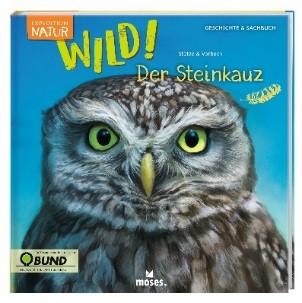 Cover WILD! Der Steinkauz