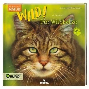 Cover WILD! Die Wildkatze