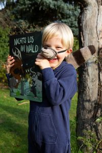 Leselieblige: Charlie Nichts los im Wald
