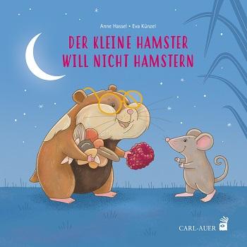 Bilderbuch Der kleine Hamster ...