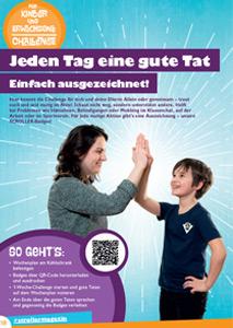 fair im Netz: Jeden Tag eine gute Tat