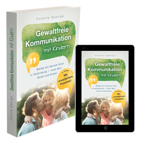 Cover Gewaltfreie Kommunikation mit Kindern