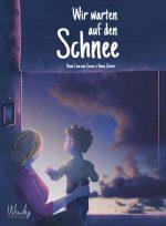 Cover vom Buch'Bilderbuchtipp: Warten auf den Schnee'