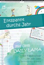 Cover vom Buch'Familienplaner: Mit dem Daily Lama durchs Jahr'