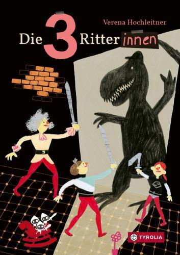 Cover Die drei Ritterinnen