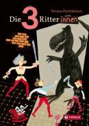 Cover vom Buch'Buchtipp von Charlie und Mio: Die drei Ritterinnen'