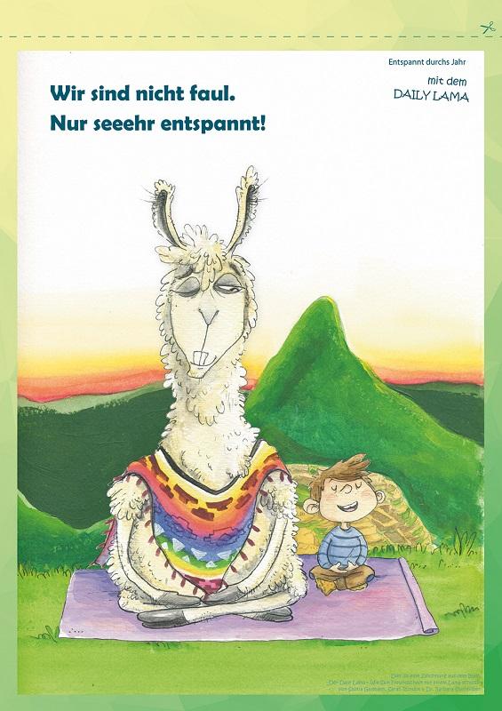 Familienplaner - Poster