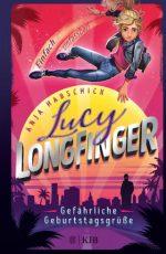 Cover vom Buch'Abenteuer mit Lucy Longfinger'