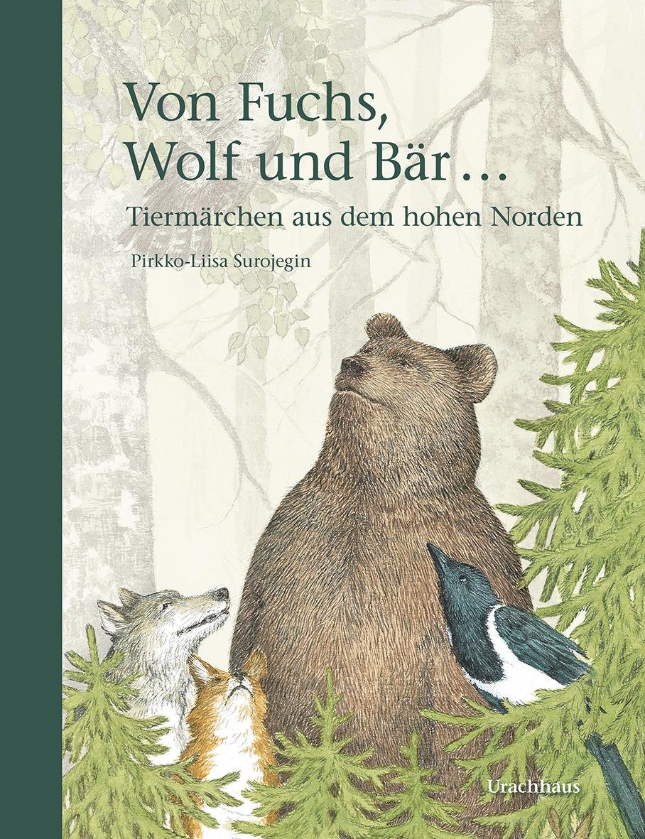 Cover Von Fuchs, Wolf und Bär …