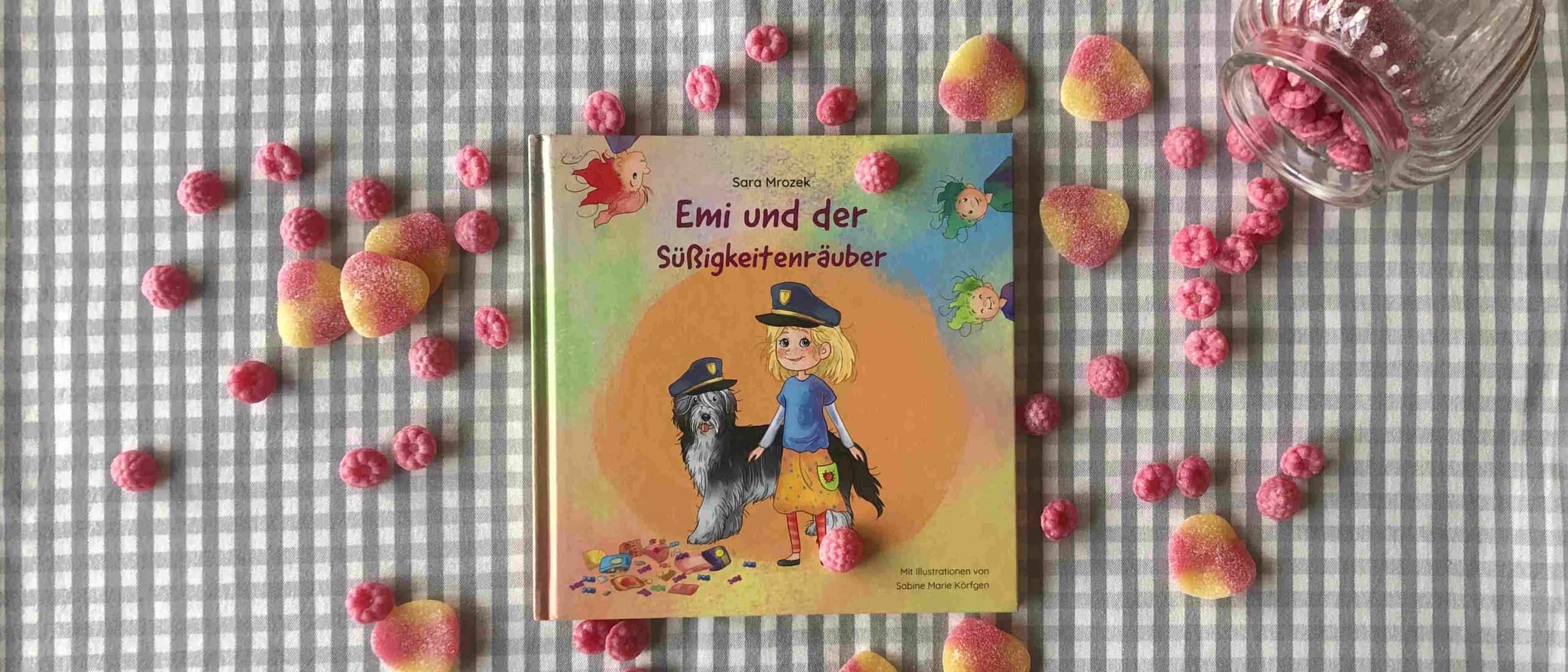 Emi und die Süßigkeitenräuber