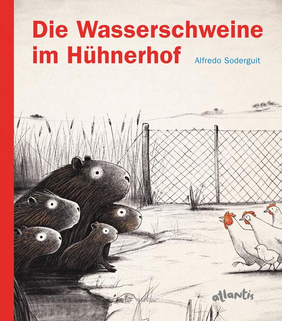 Cover Die Wasserschweine im Hühnerhof