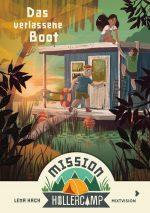 Cover vom Buch'Ferien im Hollercamp – Abenteuer inklusive'