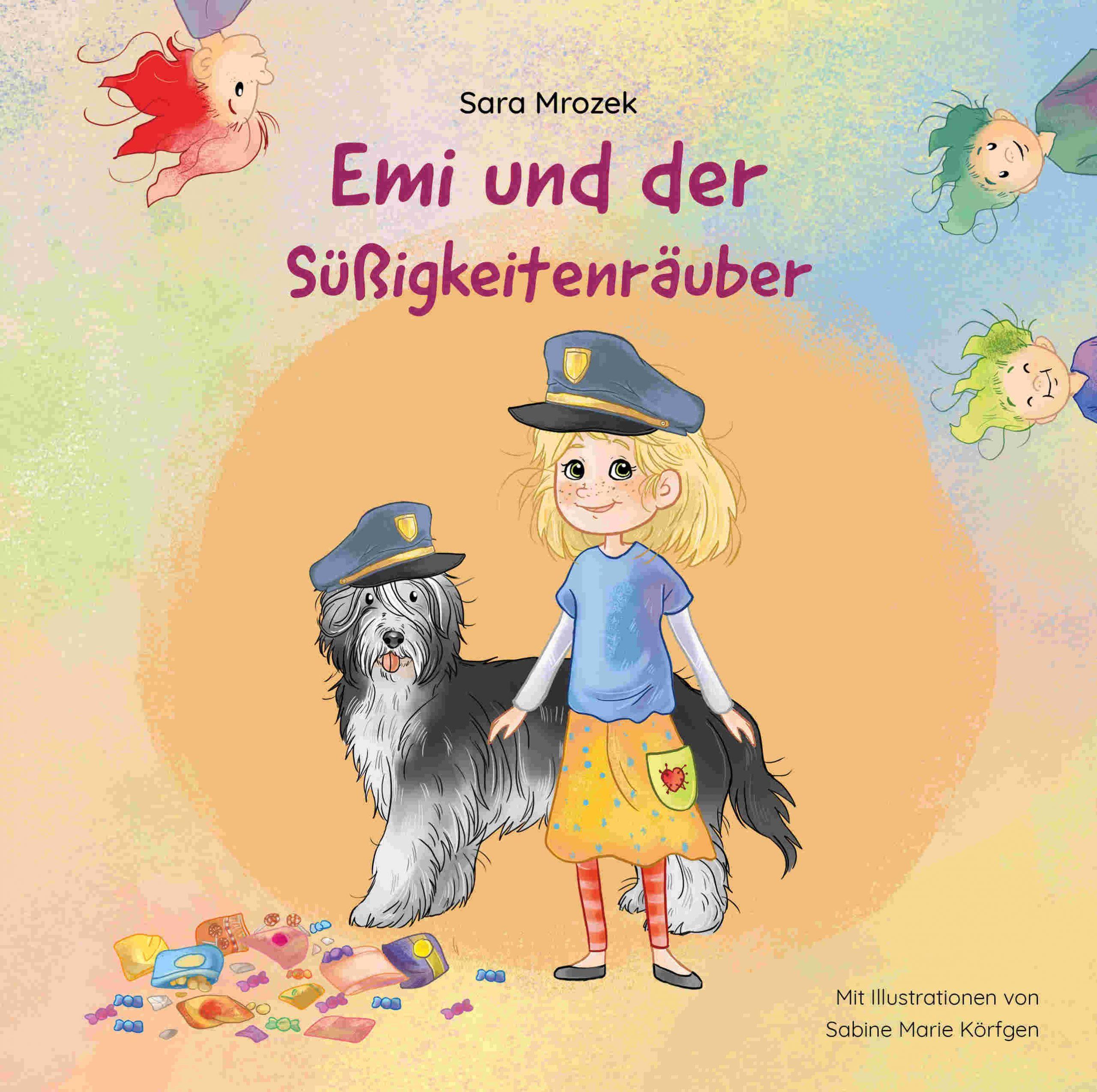 Cover Emi und der Süßigkeitenräuber