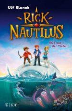 Cover vom Buch'Meeresabenteuer: Rick Nautilus'