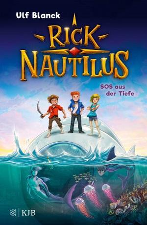 Cover Rick Nautilus - SOS aus der Tiefe