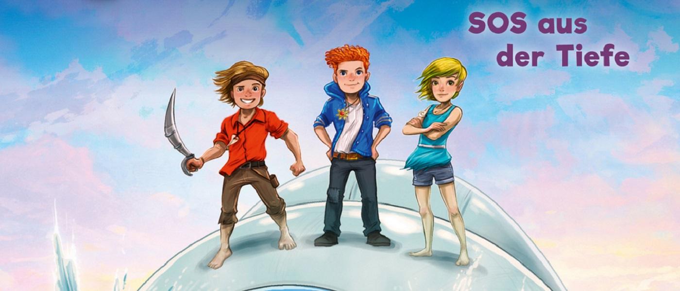Rick Nautilus und seine Crew