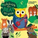 Cover vom Buch'Musikhörspiel: Eule fühlt den Beat'