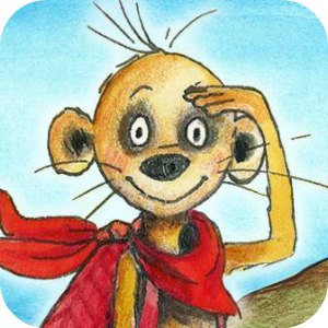 Abbildung von Kinderbuchheld Tafiti