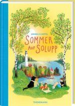 Cover vom Buch'Insel-Roman: Sommer auf Solupp'