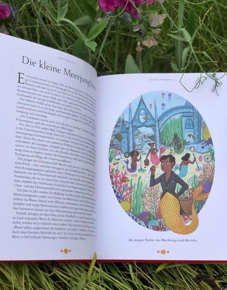 Power to the Princess - Blick ins Buch: Die kleine Meerjungfrau