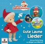 Cover vom Buch'Gute Laune Lieder: Ava und Mio singen mit dem Sandmännchen'