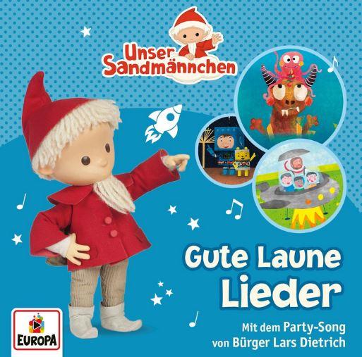 Cover Unser Sandmännchen - Gute Laune Lieder