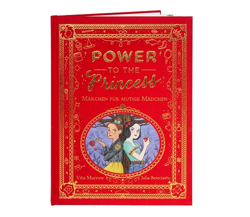 Cover Power to the Princess