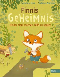 """Bilderbuch """"Finnis Gehiemnis"""""""