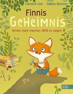 Cover Finnis Geheimnis. Kinder stark machen, NEIN zu sagen!