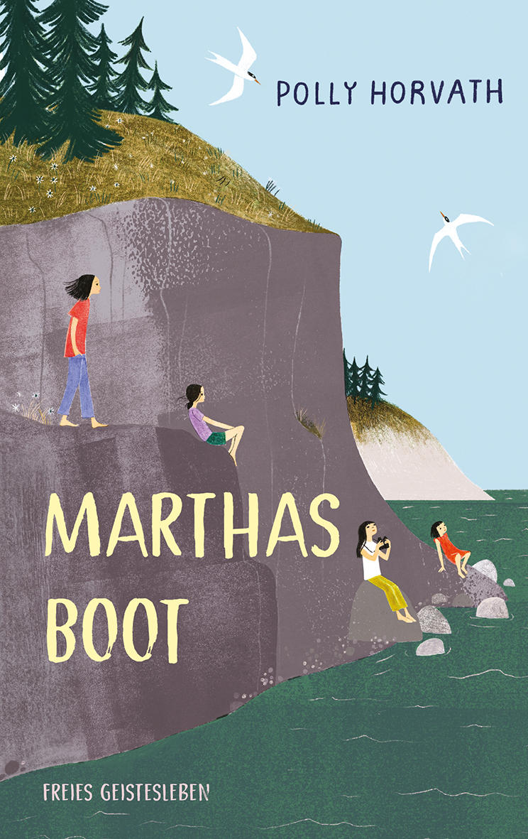 Cover Marthas Boot